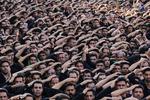 اجتماع بزرگ عزاداران حسینی در تبریز برگزار شد
