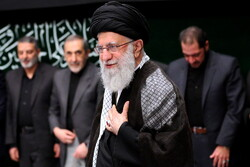 Leader attends 2nd Muharram mourning night