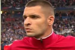 Fransa-Arnavutluk maçında milli marş krizi