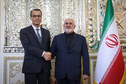 دیدار مدیر کل موقت آژانس بین المللی انرژی اتمی با وزیر امور خارجه
