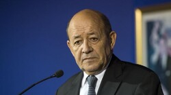 Path of dialogue with Iran still open: French FM