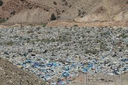 روزانه ۴۰۰ تن زباله خانگی در فولاد محله سمنان دفن میشود