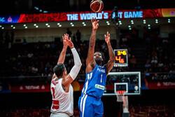 تیم ملی بسکتبال ایران در اولین گام مقابل سوریه پیروز شد