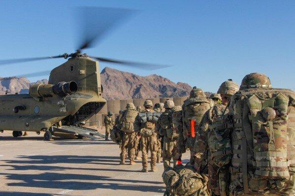 ترامپ: مذاکره با طالبان بی فایده است!