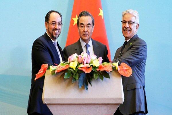 نشست وزیران خارجه چین، پاکستان و افغانستان در اسلامآباد