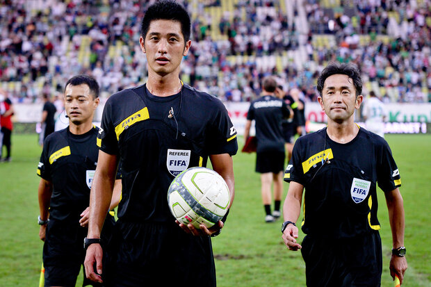 Japanese ref. to officiate Iran-Hong Kong match in World Cup qualifiers