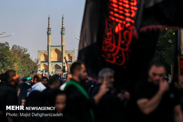 Muharram mourning in Yazd