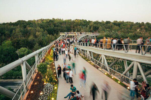 از پل طبیعت تا گذر در قرن هفدهم تا بیستم