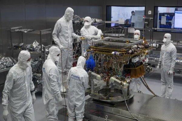 مریخ نورد سازمان فضایی اروپا ۲۰۲۰ به آسمان می رود