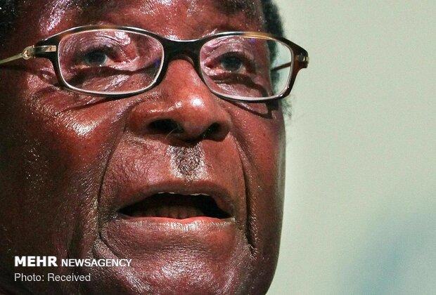 زندگی رابرت موگابه