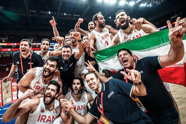Iran basketball books 2020 Olympics ticket after beating Philippines