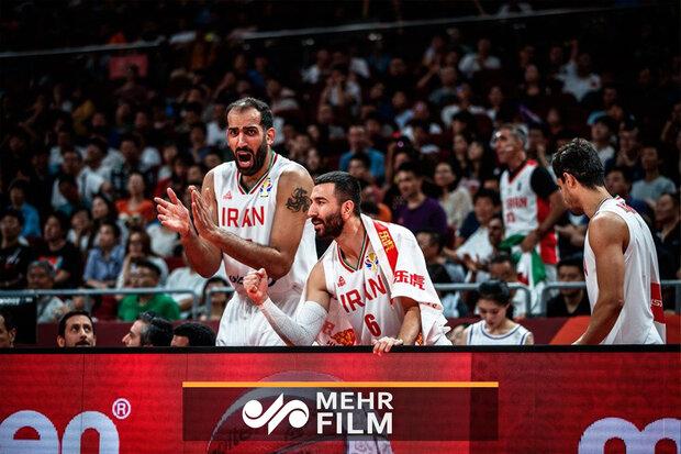 بسکتبال ایران المپیکی شد
