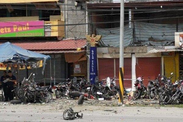 داعش  يتبنى تفجير الفلبين -