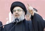 نصرالله: الاميركيون لا يستطيعون ان يفرضوا على اللبنانيين شيئ