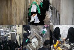 دختران «چهلمنبری» راهی سقاخانهها شدند/ روایتی از پیوند اندوه و حاجت در تاسوعا