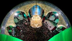 آیین عزدارای امام حسین علیهالسلام در یزد