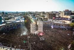 مجموع نذورات آستان مقدس حسینیه اعظم ۵ میلیارد و ۹۴۲ میلیون است