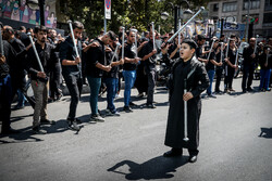 آذربایجان شرقی در روز تاسوعا غرق در ماتم است
