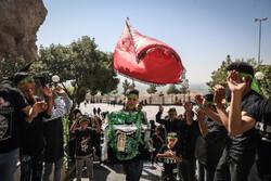 عزاداری افغانستانی های مقیم تهران