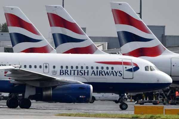 «بریتیش ایرویز» همه پروازهای خود را به علت اعتصاب خلبانان لغو کرد