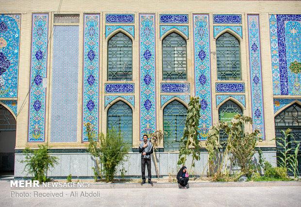 مراسم تاسوعای حسینی در زابل