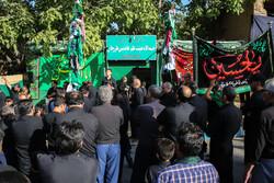 ایران  میں یوم عاشور مذہبی عقیدت اور احترام کے ساتھ منایا جارہا ہے