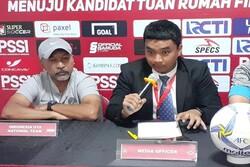 سرمربی تیم جوانان اندونزی: مقابل ایران چارهای جز دفاع نداریم