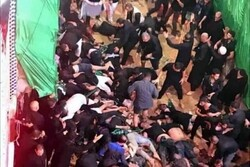More than 30 killed in mass stampede in Karbala