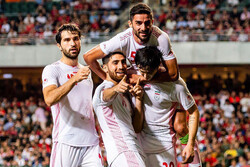 Team Melli unchanged in FIFA ranking