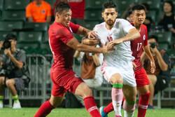 از تیم ملی فوتبال انتظاری جز بازی تهاجمی مقابل هنگ کنگ نمیرفت