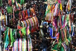 برگزاری آئین عاشورایی «شیر وکتل» در میناب