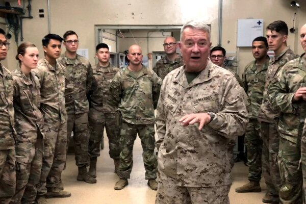 حمله به نظامیان آمریکایی در عراق افزایش یافته است