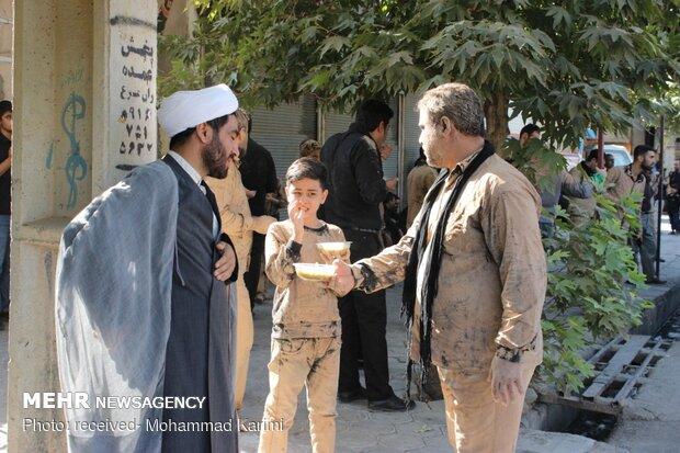 عزاداری عاشورای حسینی در کوهدشت