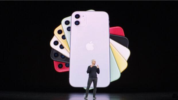 آیفون های جدید با رنگهای متنوع/ رونمایی از اپل واچ ۵
