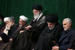 حسینیہ امام خمینی (رہ) میں مجلس شام غریباں منعقد