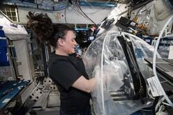 سیمان در فضا تولید شد/ محافظت در برابر اشعه های فضایی
