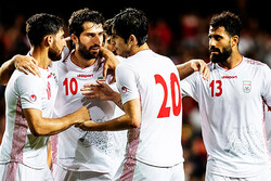 Team Melli remains on top of Asia: FIFA ranking