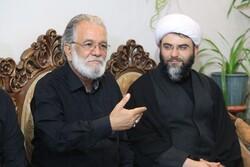 دیدار رئیس سازمان تبلیغات اسلامی با خانواده شهید عاشورای۸۸
