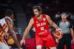 دلیل افزایش فعالیتهای مجازی کاپیتان تیم ملی بسکتبال چیست؟