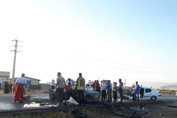 فوت ۹۳ نفر در تصادفات پنج ماهه سال جاری کهگیلویه و بویراحمد