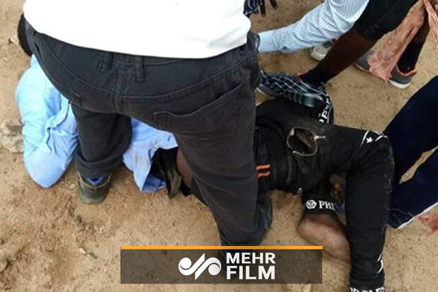 فیلمی از حمله پلیس نیجریه به عزاداران حسینی در روز عاشورا