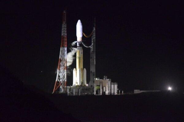 عملیات ارسال کپسول باری ژاپن به ایستگاه فضایی لغو شد