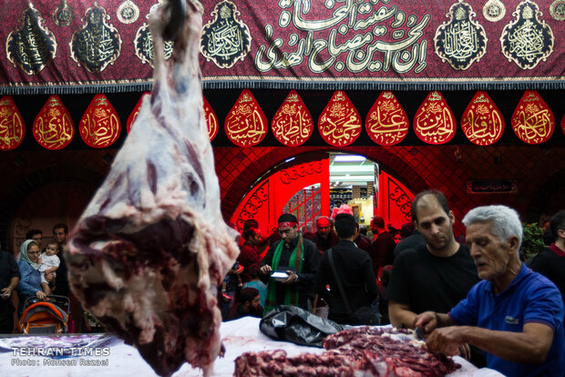 Attraction of Imam Hussein (AS) is indescribable, undeniable
