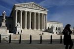 ساختمان دیوان عالی آمریکا تخلیه شد