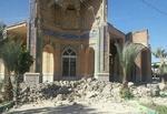 پیشرفت ۸۰ درصدی ساخت بقعه احمد ابن اسحاق/ عشایر بازوان توانمند در تحقق جهش تولید