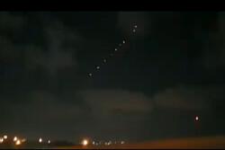 محوطه اطراف فرودگاه بغداد مورد حمله راکتی قرار گرفت