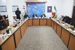 مشاورین کنگره بین المللی اربعین در قم گردهم آمدند/ تأسیس اندیشکده اربعین در دفتر تبلیغات اسلامی