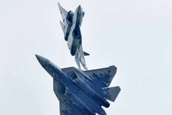 درگیری جنگندههای روسی و اسرائیلی در آسمان سوریه