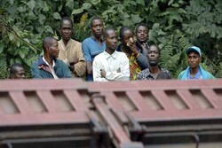 ۵۰ کشته در حادثه خروج قطار از ریل در کنگو