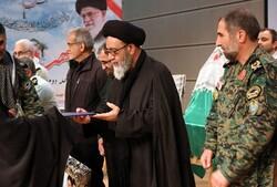 یادواره سرداران و ۱۲۰۰ شهید یگان ویژه ناجا در تبریز برگزار شد
